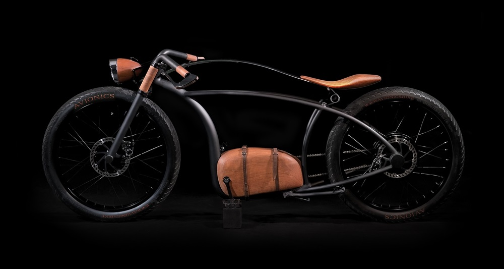Электровелоцикл Avionics V1