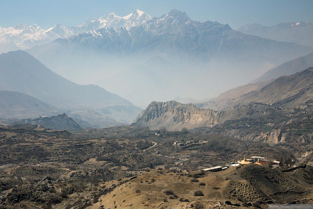Кольцо Аннапурны или Гималаи глазами дилетанта: штурм перевала Торонг-Ла