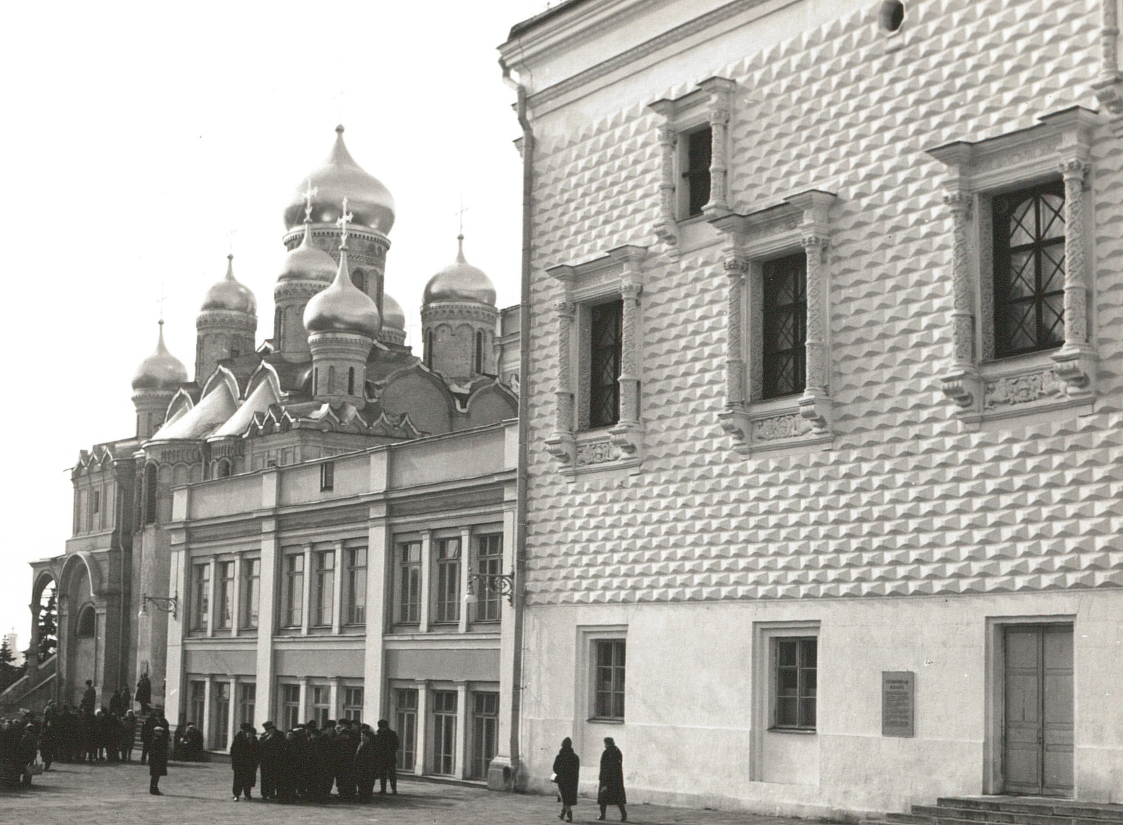 Москва. Кремль. Грановитая палата
