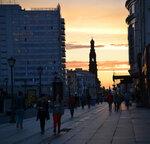 Вечерняя прогулка по Казани