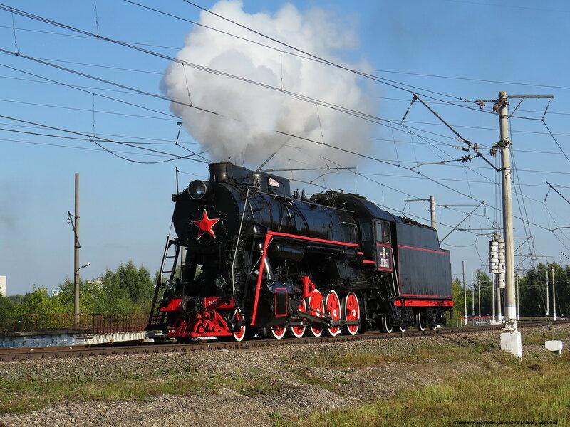 паровоз Л-2057 _250