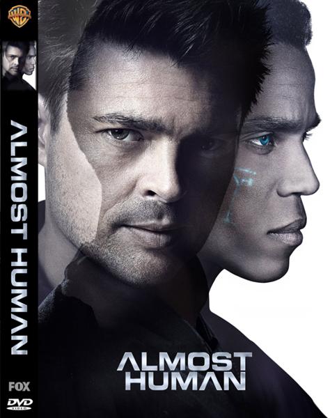Почти человек (1 сезон: 1-13 серии из 13) / Almost Human (2013/WEB-DL/WEB-DLRip)