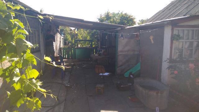 Местный житель подорвался на Луганщине, пытаясь разобрать гранату. ФОТОрепортаж