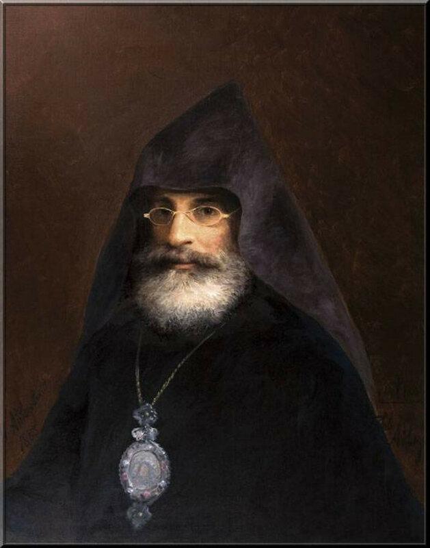 Портрет брата художника Габриэла Айвазяна