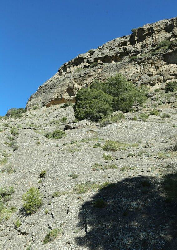 Mountain caves (Cuevo de Pico)