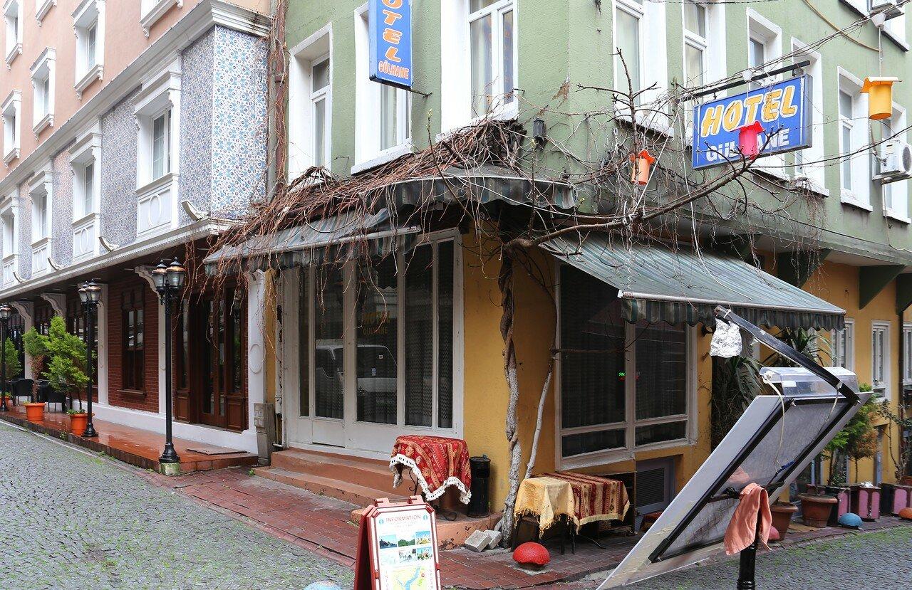 Стамбул. Улица Эбусют (Ebussuut Caddesi)