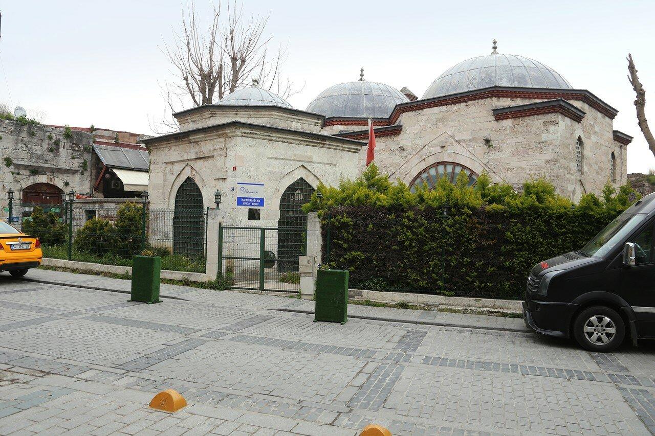 Istanbul.  Torun Street (Torun Sokak)