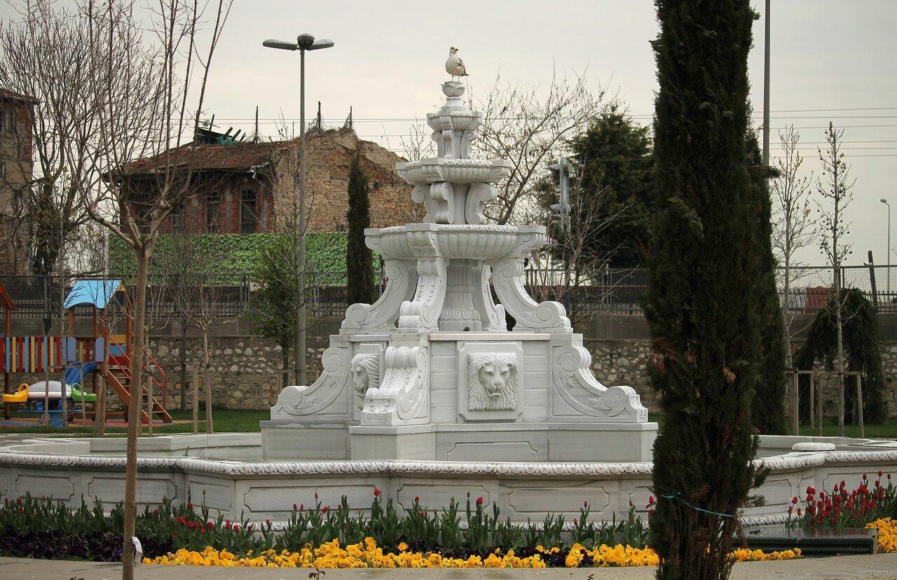 Cinci Meydanı, Istanbul