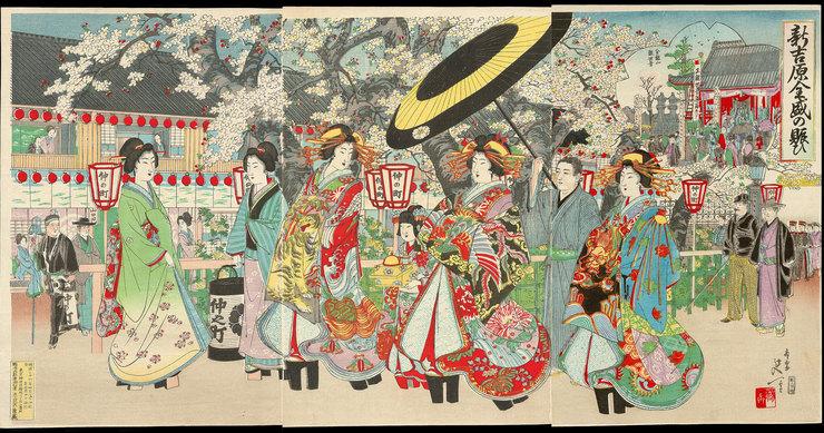 В XIII веке влиятельный японец Ходзё Сигэтоки написал книгу «Послание учителя Гокуракудзи», которую