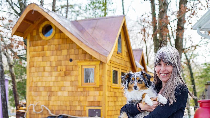 Эти люди живут в домах размером меньше, чем ваша спальня! (26 фото)