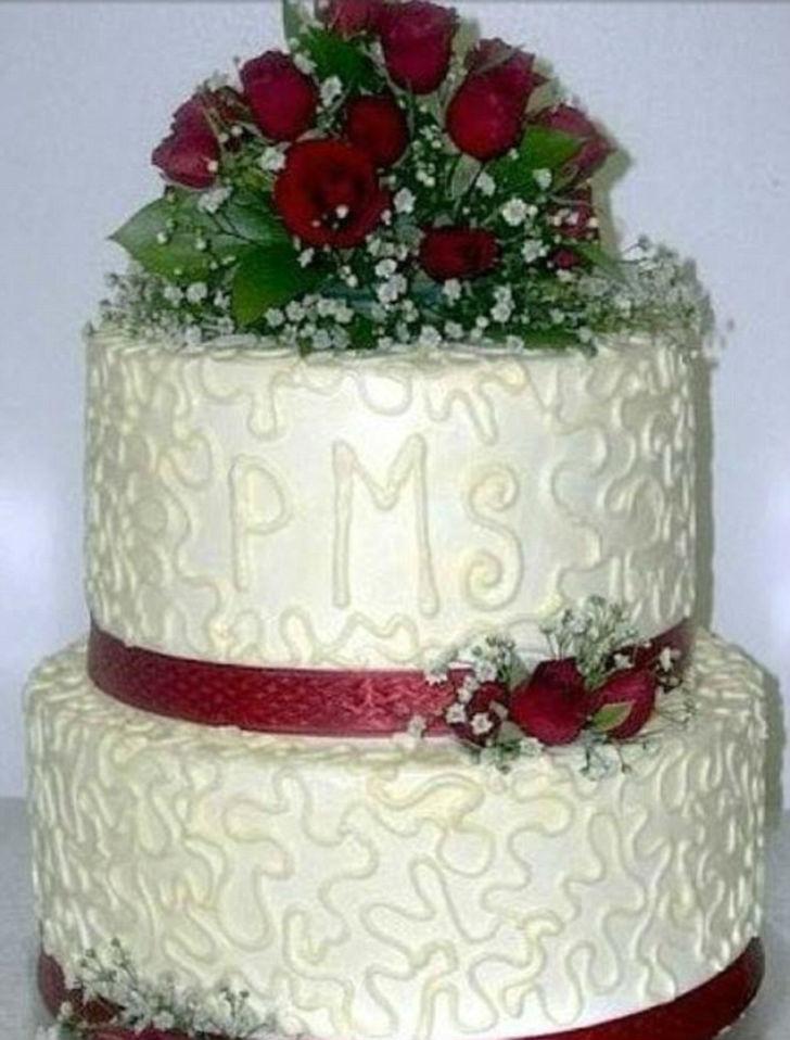 Надпись: «ПМС».