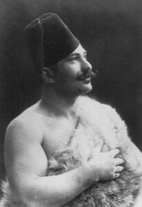 Портрет участника чемпионата Мадралли.