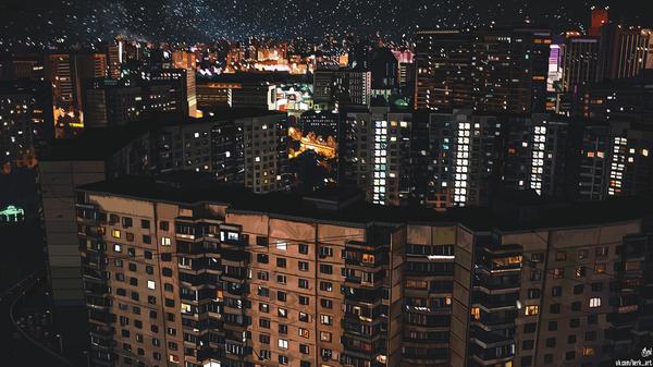 Рисунок Москвы