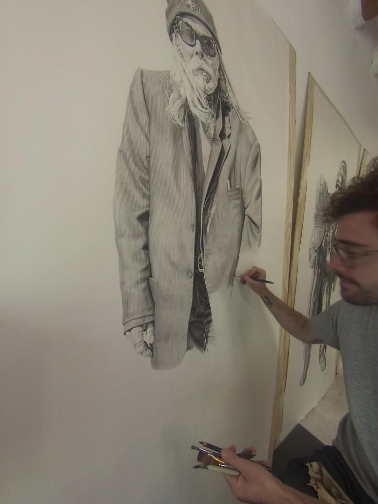 One Piece of Art: Joel Daniel Phillips