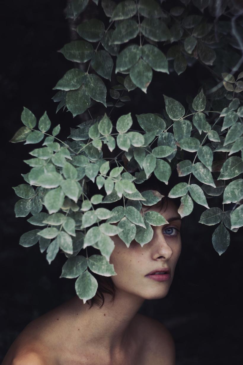 Powerful Self-Portraits by Isabella Bubola
