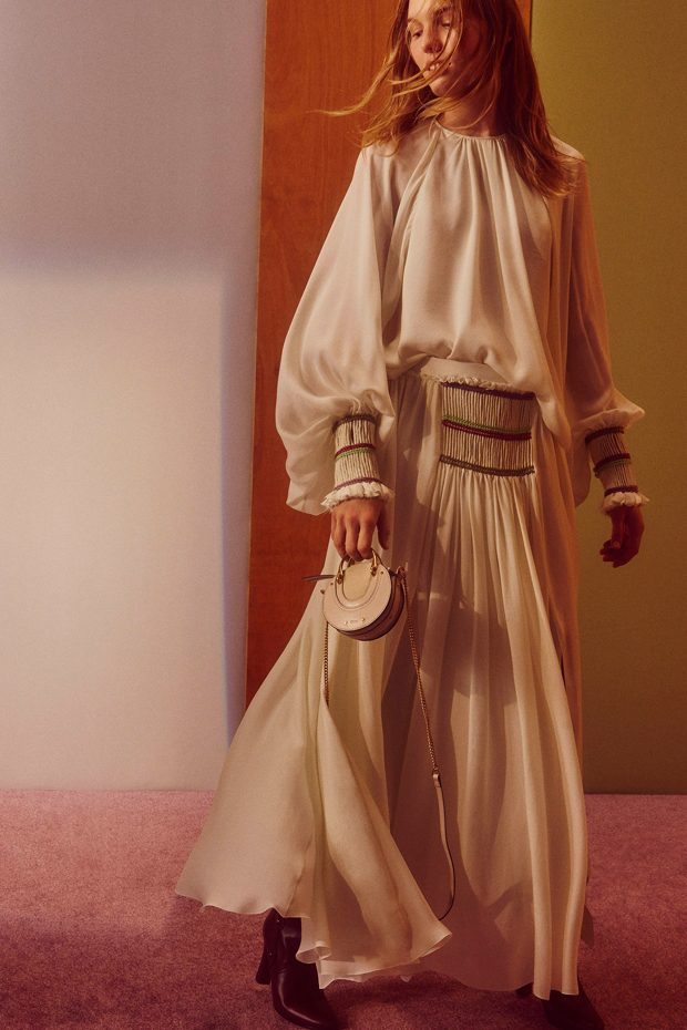 Discover All The Looks from CHLOE Resort 2018 Collection