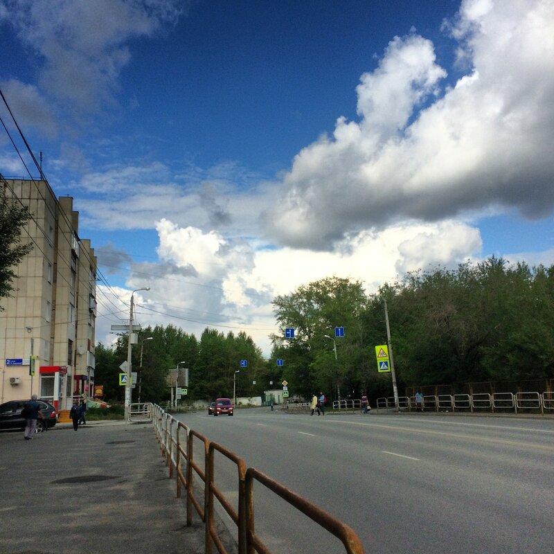 Поселок короткого лета