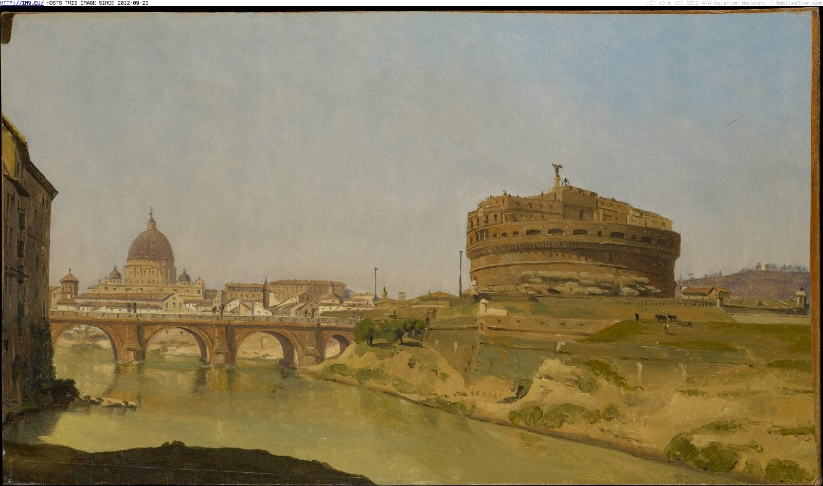 5 gustaf-söderberg-rome-with-st-peter-s-and-the-castel-sant-angelo-1821.jpg