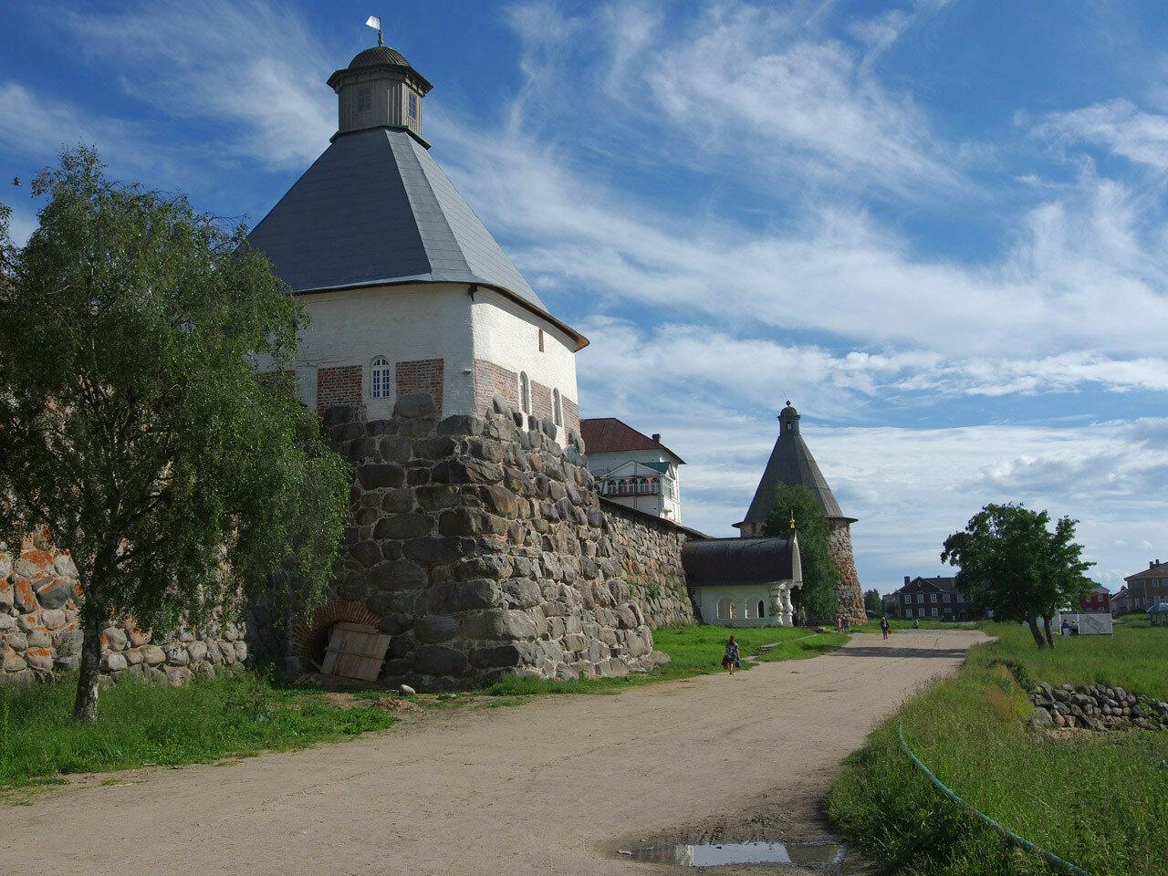 Соловецкая крепость. Автор фото: Юрий Семенов