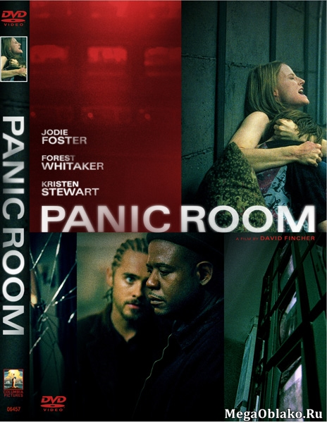 Комната страха / Panic Room (2002/HDTV/WEB-DL/HDRip)