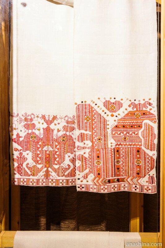 Традиционная карельская вышивка, Национальный музей Республики Карелия, Петрозаводск
