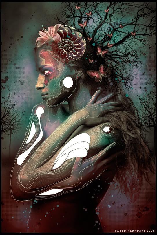 Digital Artist - Saeed Al Madani