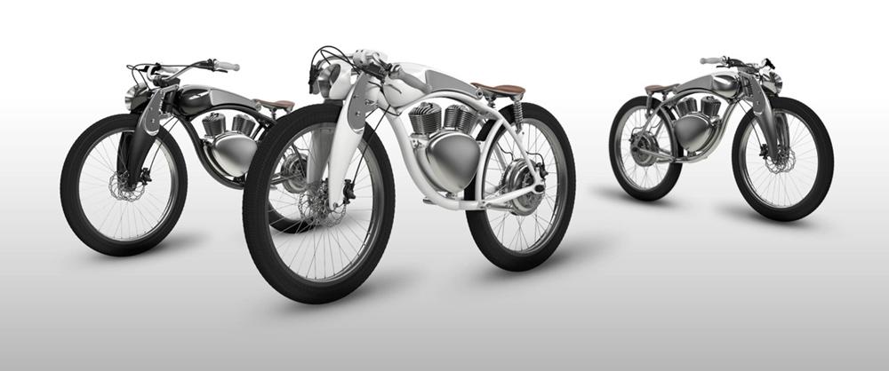 Электроцикл Munro 2.0