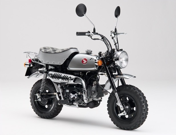Минибайк Honda Monkey 50th Special