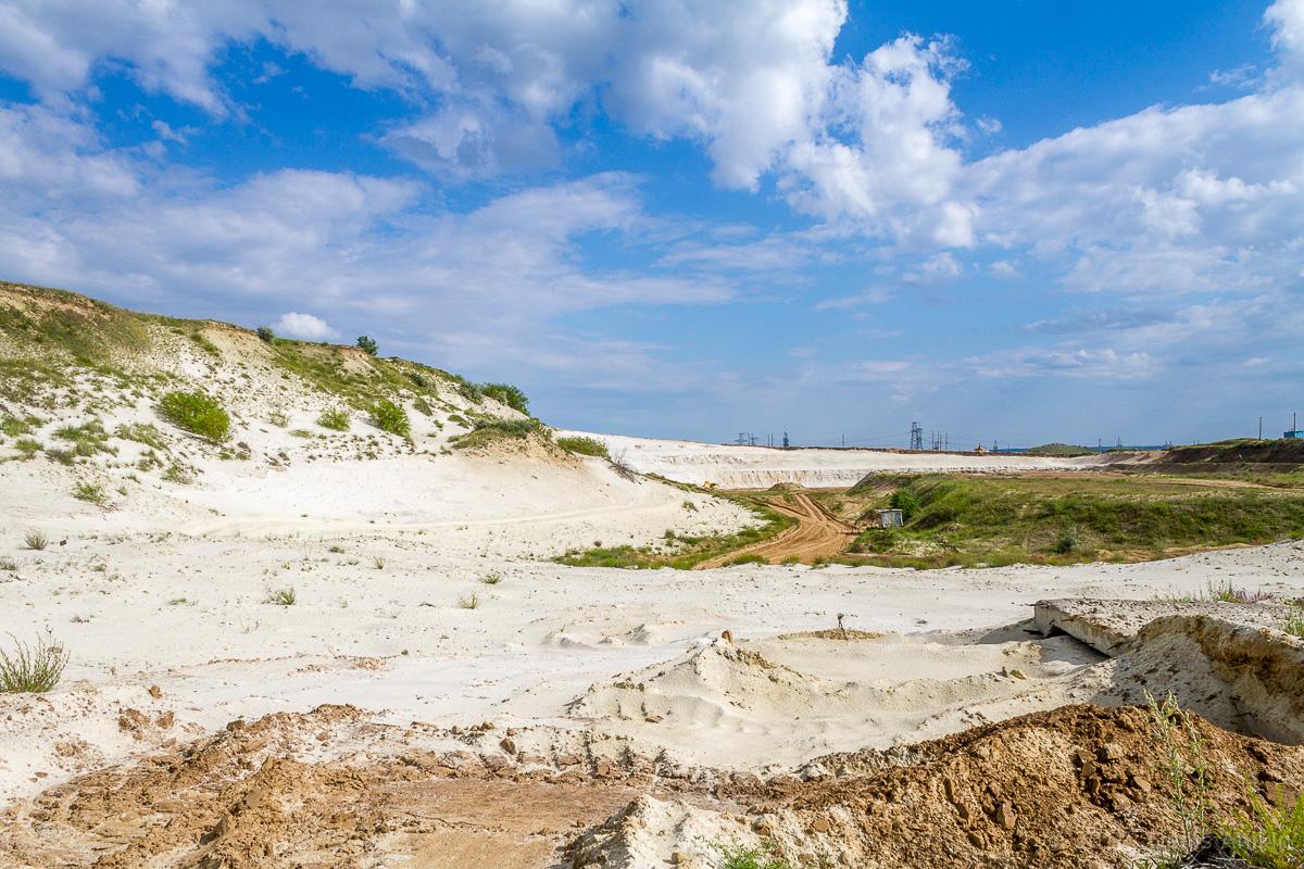 камышинский песчаный карьер фото 3
