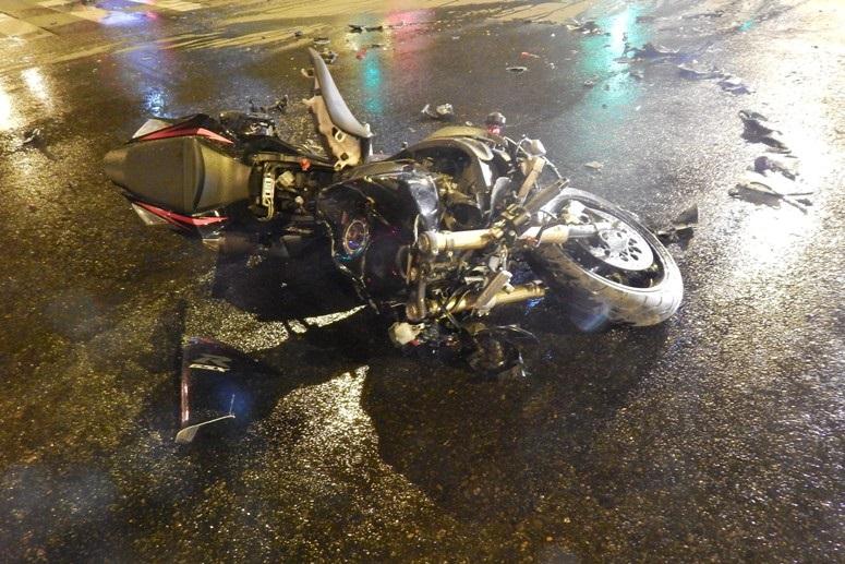 Бодибилдер-мотоциклист Алексей Забелин умер после ДТП в Чите