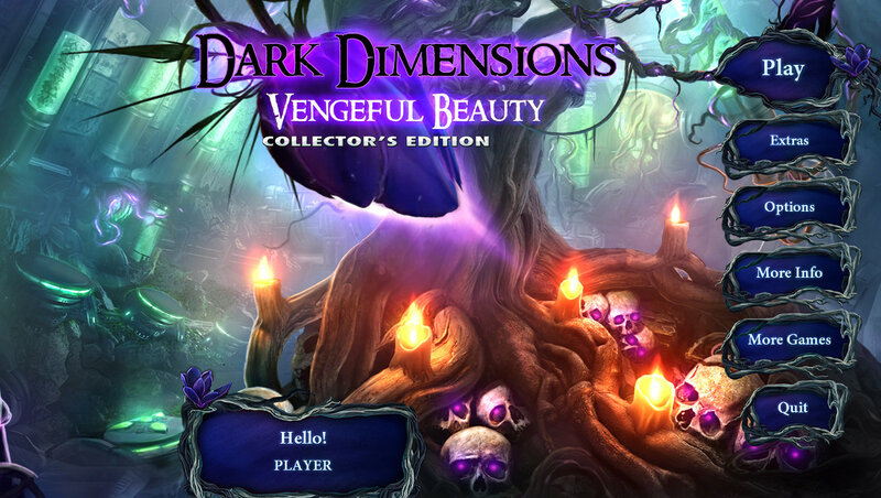 Dark Dimensions: Vengeful Beauty CE