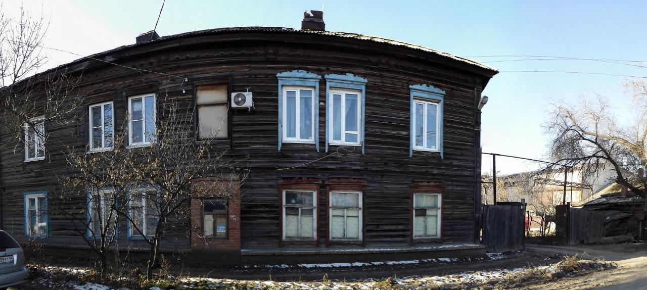 Мукомольный завод. Бывшая паровая мельница Немсельскосоюза (Щербакова)