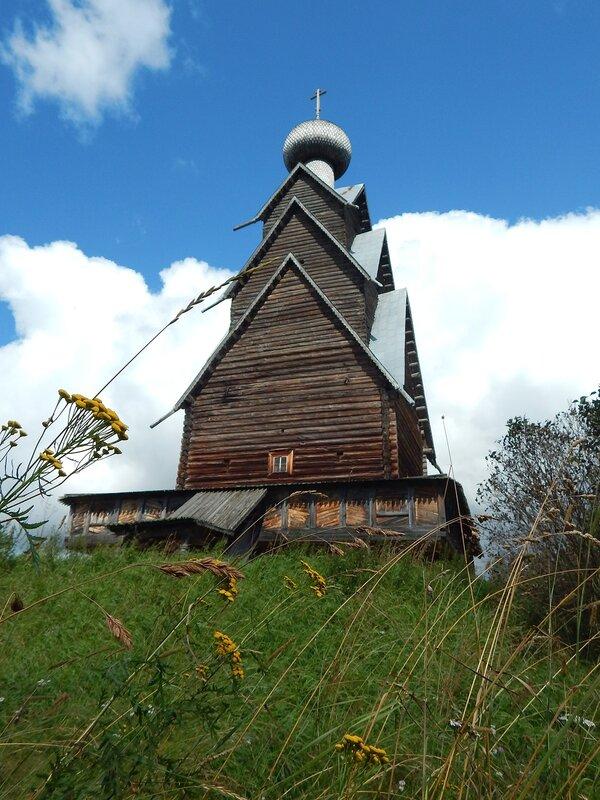 Церковь Рождества Иоанна Предтечи 1697 г