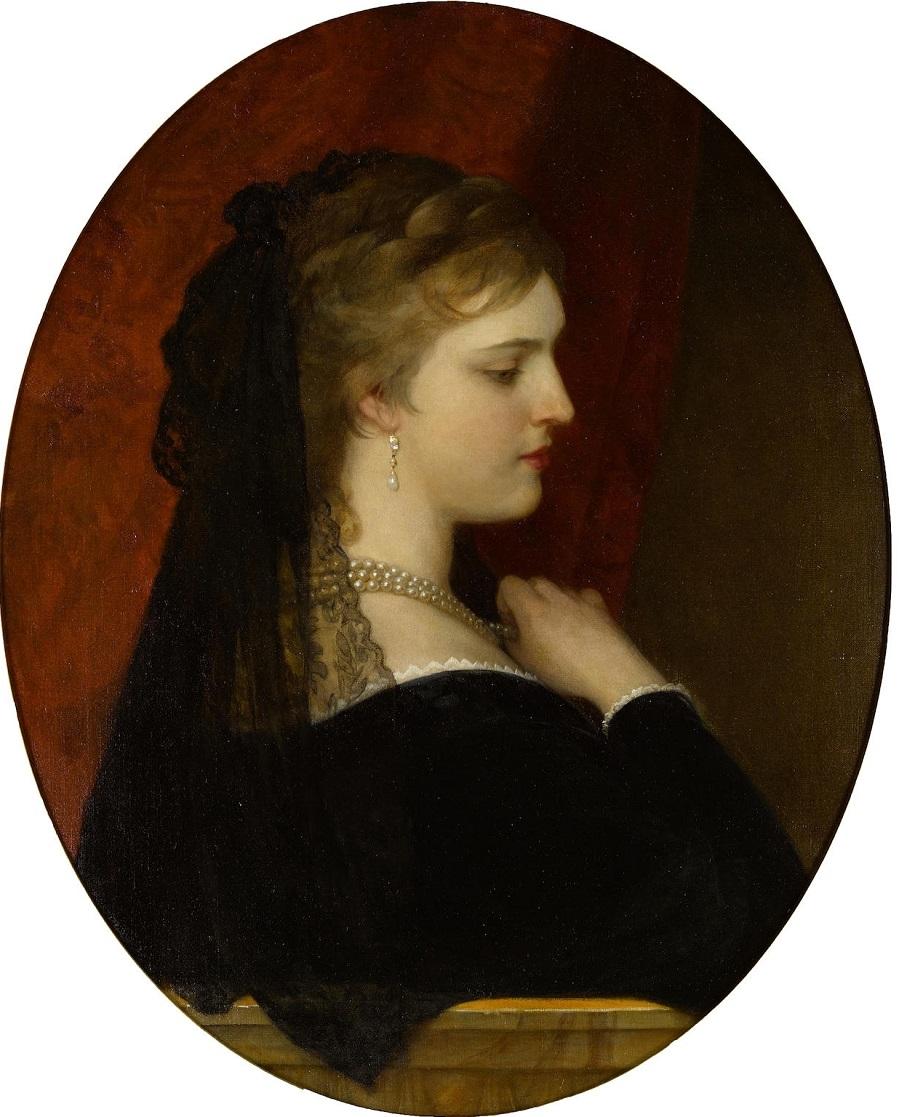 A Venetian lady.Jpeg
