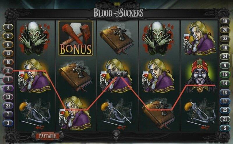игра кровопийцы