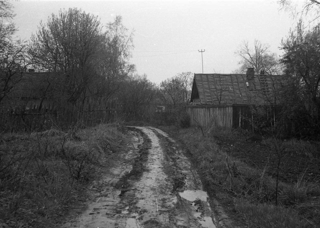Новгород. Воскресенская слобода