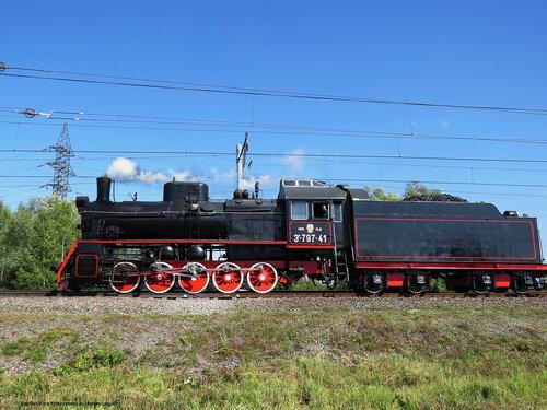 паровоз Эр-797-41 _310