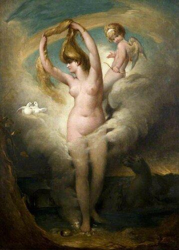 Барри Джеймс, Венера Анадиомена