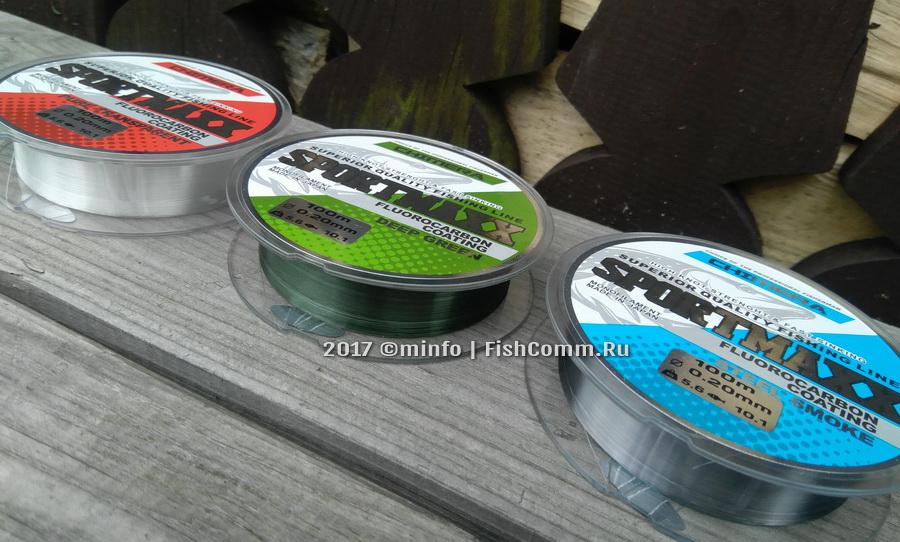 Лески Chimera SportMaxx (Fluorocarbon Coating)
