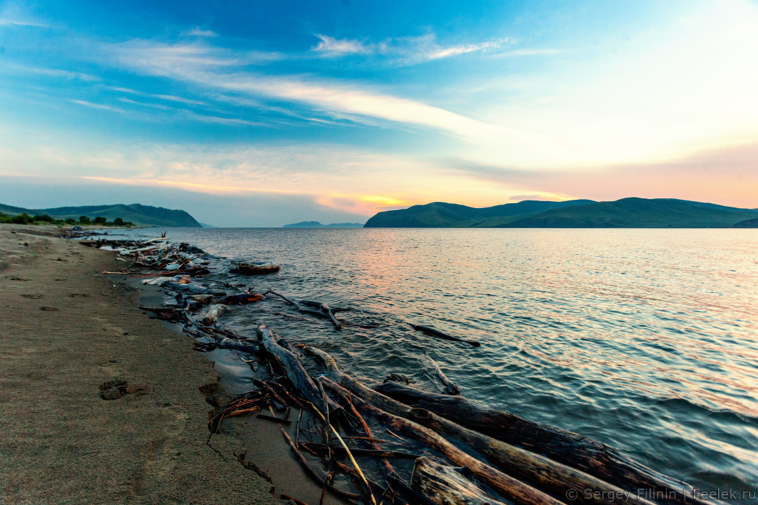красноярское море фото протяжении нескольких