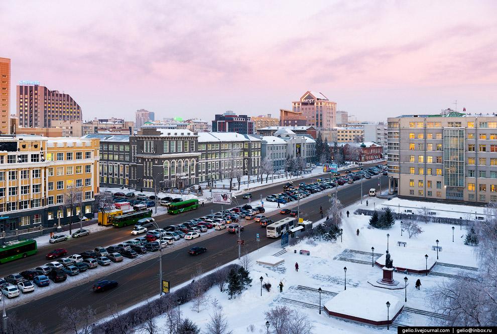 14. «Стоквартирный дом», построенный по проекту архитектора А.Д.Крячкова.