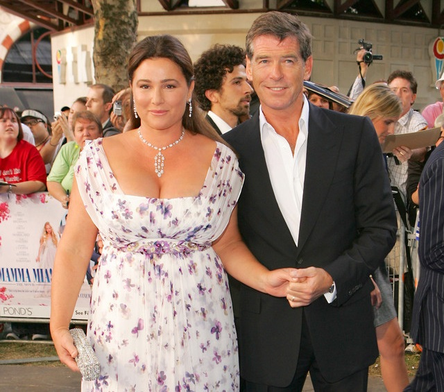 Агент 007 ирландского происхождения в свое время встречался с Холли Берри и Дэниз Ричардс, но к алта