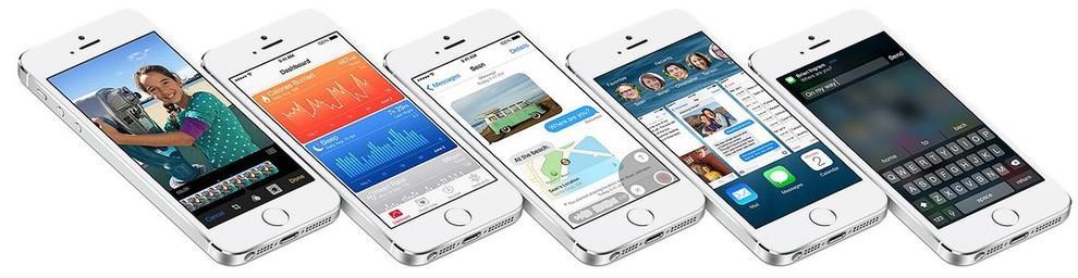 9. Осеннее обновление до версии iOS8 будет, как всегда, бесплатным. Список устройств, которые будут