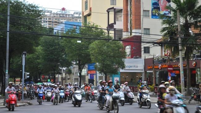 © David McKelvey/flickr  Дорожное движение вомногих странах сильно отличается отпривычного е