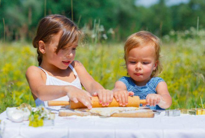 Интересные факты о разнице в возрасте между детьми (1 фото)