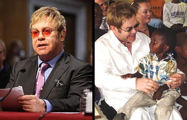 © Elton John AIDS Foundation  Еще в1992 году Элтон Джон создал Elton John AIDS Foundat