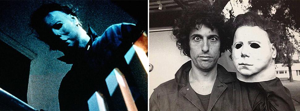 ITV/REX/Shutterstock Майкл Майерс из фильма «Хэллоуин» (1978) — Ник Касл Касл — один из первых, кто