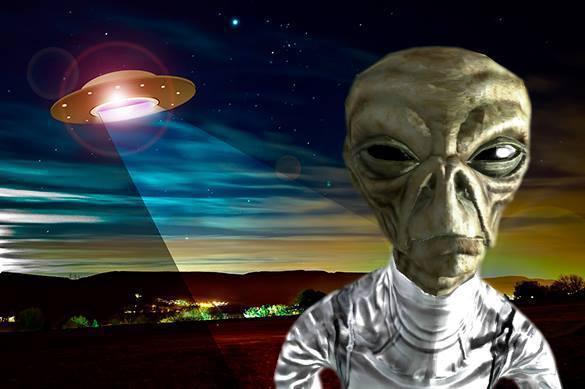 ВСША вышла книжка о вероятных сценариях первого контакта синопланетянами