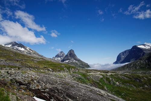 Фото отчет.Норвегия.  Trollstigen и окрестности.