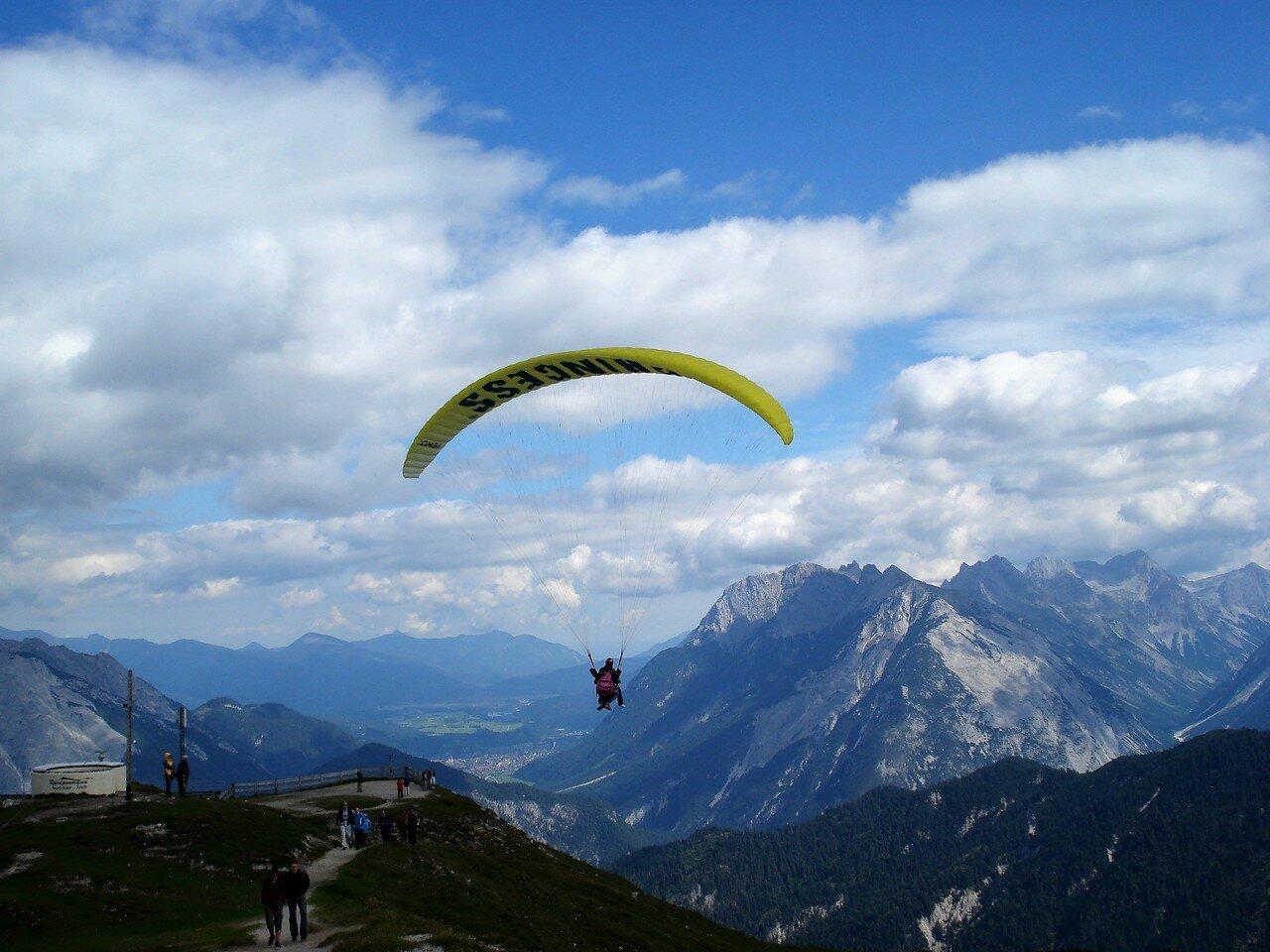 На высоте более чем 2.000 метров